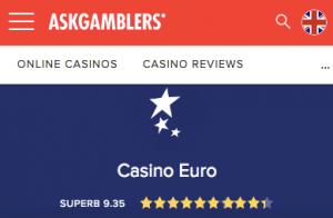 Casinoeuro Huijaus
