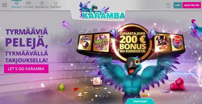 karamba casino kokemuksia