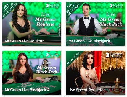 mr green casino kokemuksia