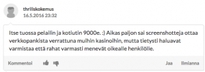 thrills kokemuksia suomi24